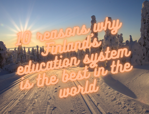 10 reasons why Finland's education system is the best in the world